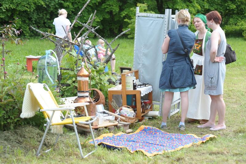 Eko daiktų festivalis 2012
