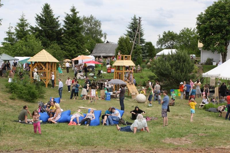 Ekodaiktų festivalis 2012